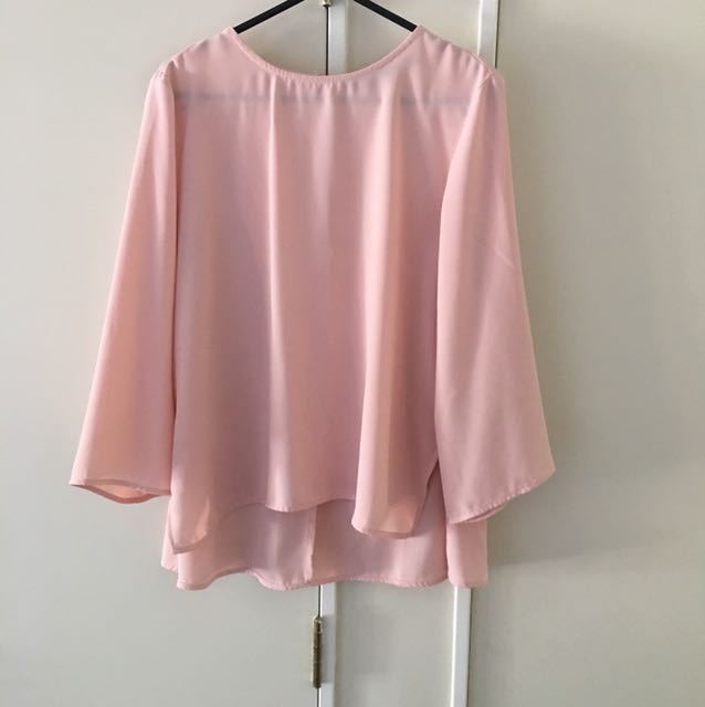 Glassons pink top