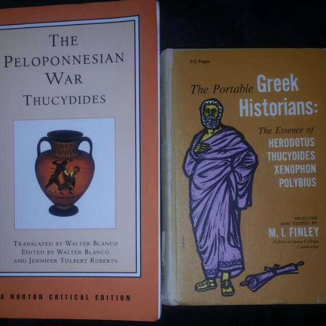 Greek history/ historians