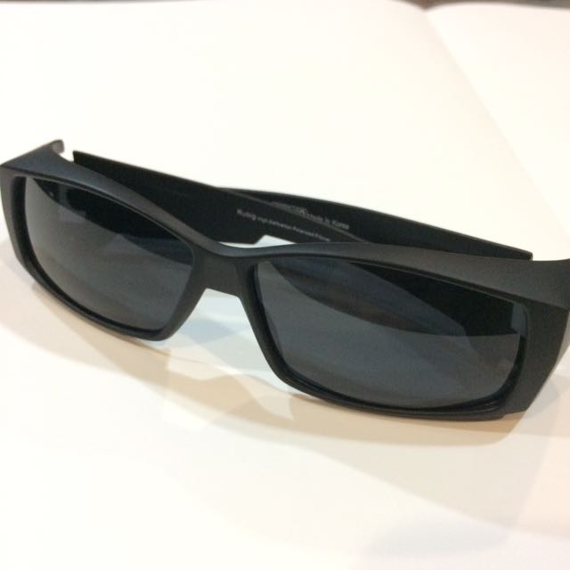 HD polarized Sunglasses Fitover by Rubig with UV protection