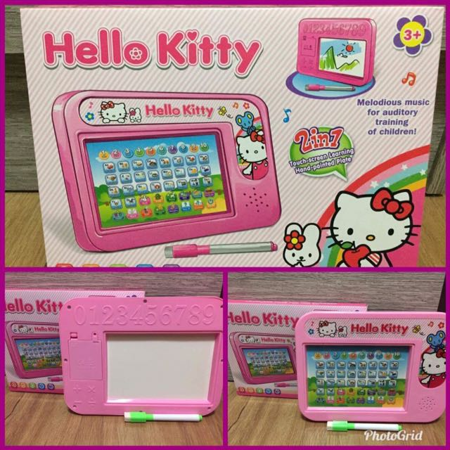 Hello Kitty Learning Toy
