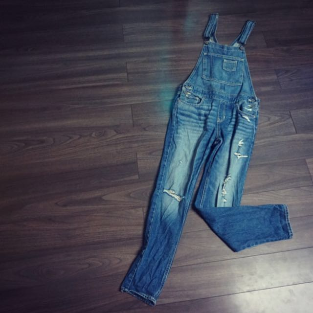 Hollister Overalls/Jumper