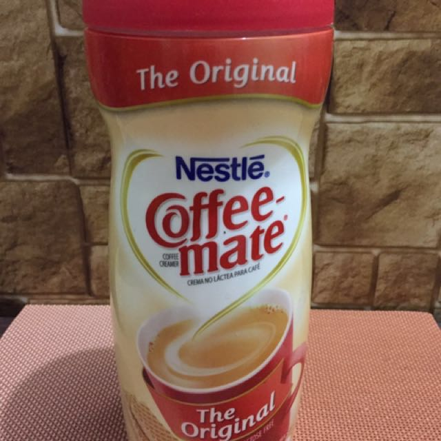 Imported Coffee mate from US