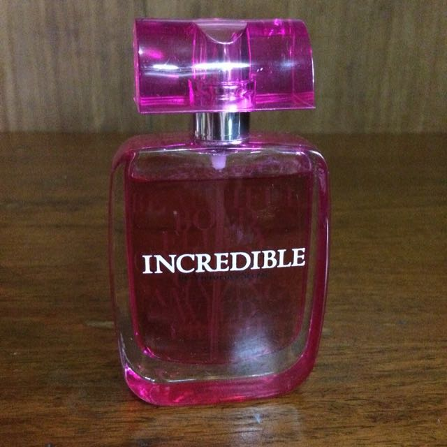 INCREDIBLE by Victoria's Secret perfume
