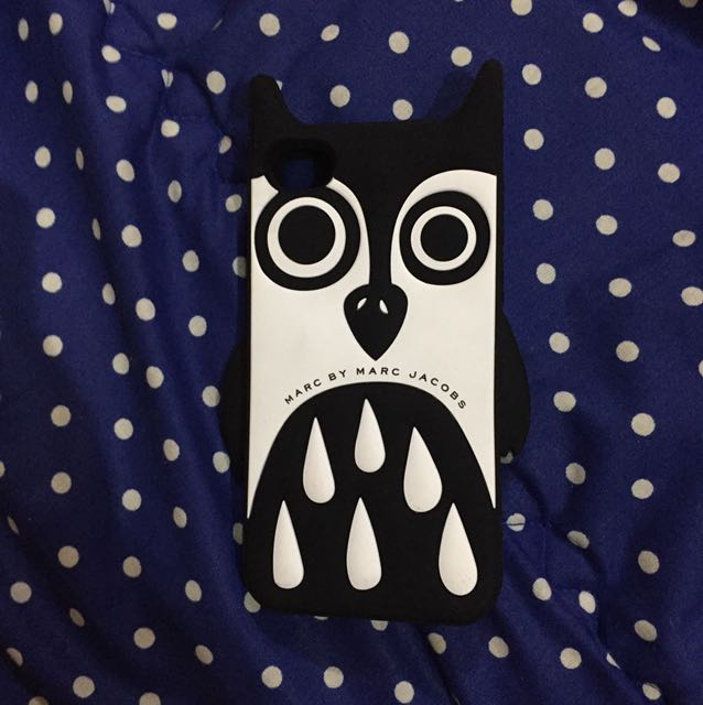 Iphone 4/4s Case - Marc Jacobs Owl