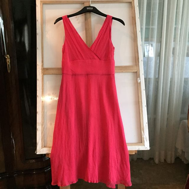 J Crew Pink Formal Dress