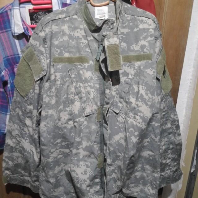 2f6190feab8 Jaket Army Original U.S.A