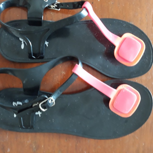 Jelly Sandals size 6