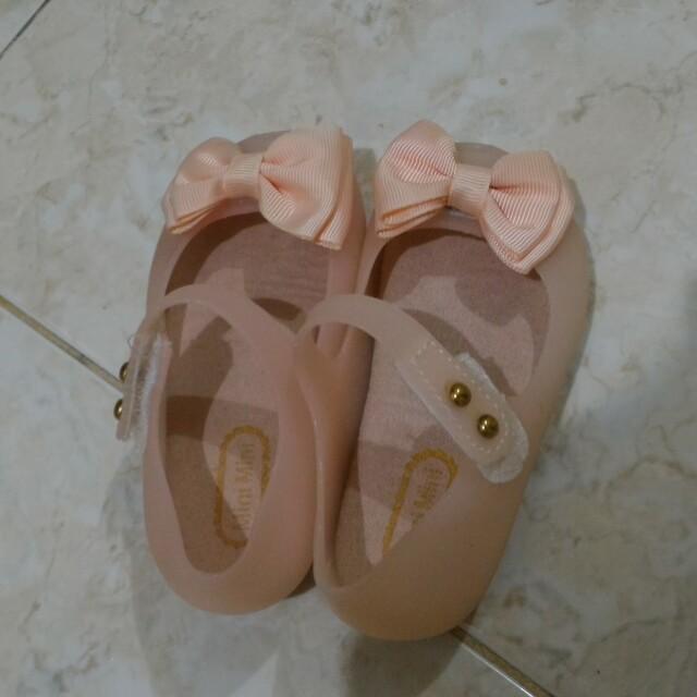 jelly shoes sepatu bayi