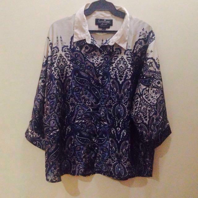 Kamiseta Limited Designer Fabrics Blouse