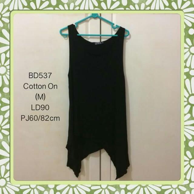 kaos Cotton On BD537