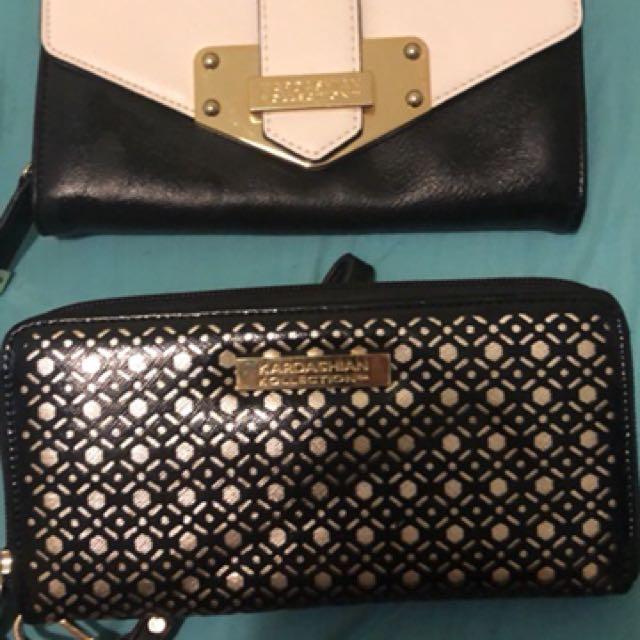 Kardashian Kollection purses