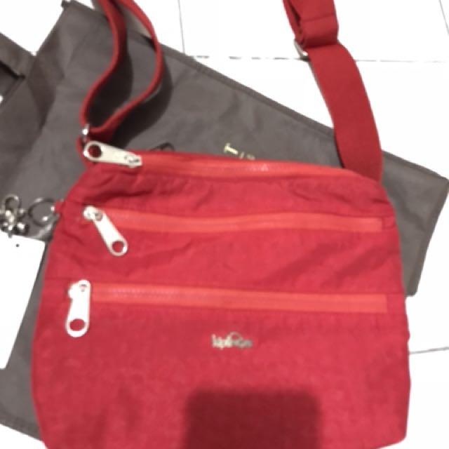 Kipling sling bag from Vietnam