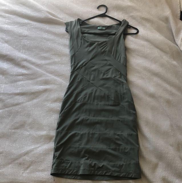 Kookai fitted dress