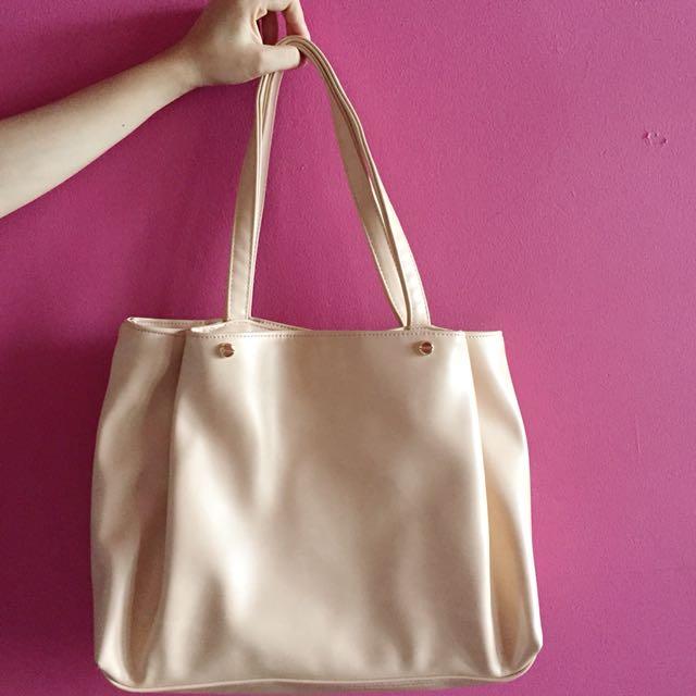 Lattice LesSignes Shoulder Bag
