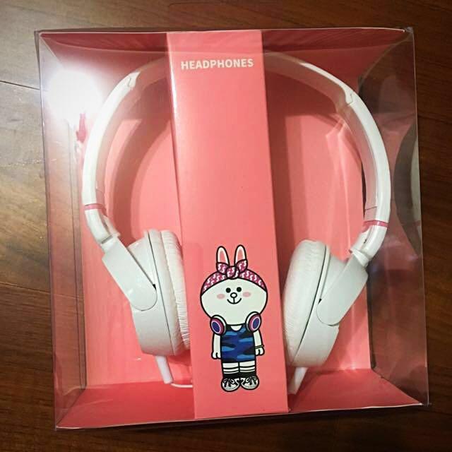 Line 兔兔耳機