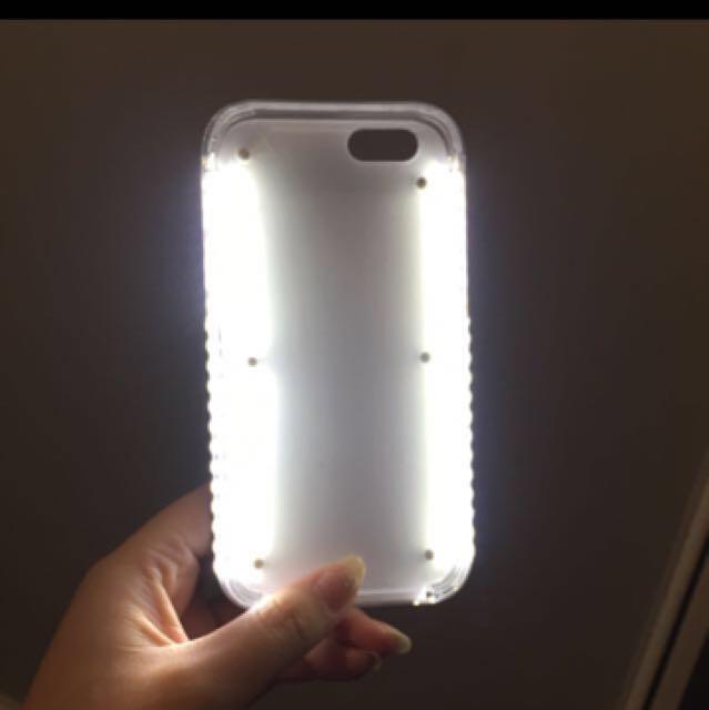 Lumee case/ lightup case black