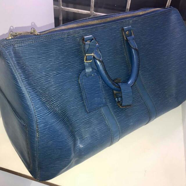 LV Keepall 55 Authentic