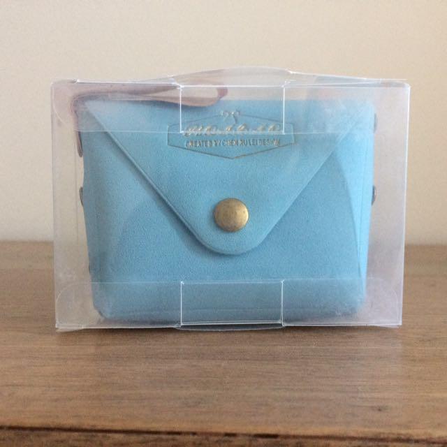Macaroon coin purse