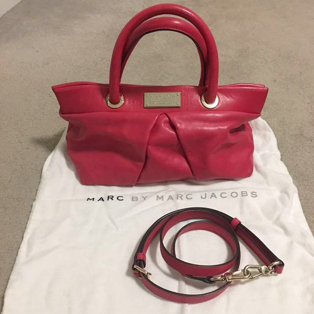 Marc Jacobs Dino Marchive Pink bag