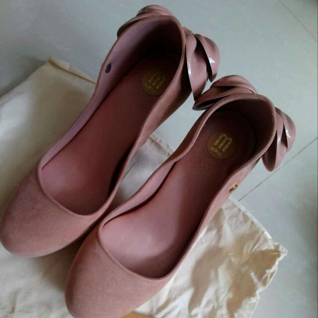 MELISSA INCENSE light pink