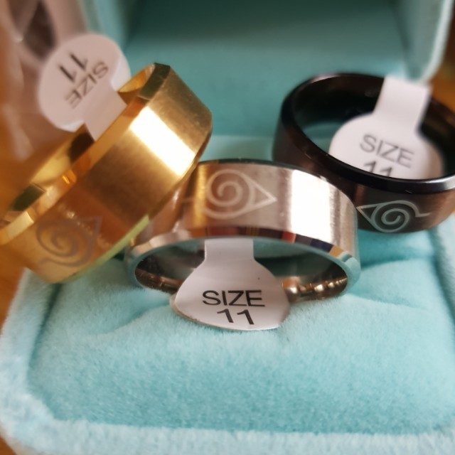 Mens stainless steel rings (in stock now