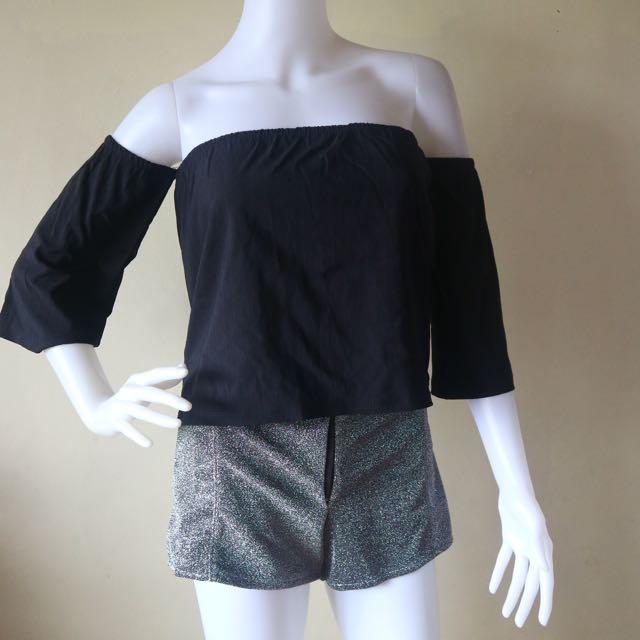 Mia's short / Mia's blouse