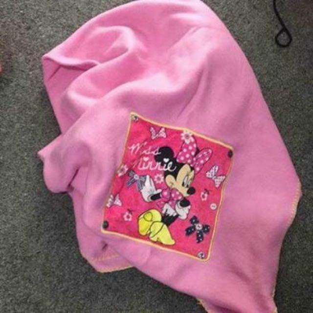 Minnie Blanket