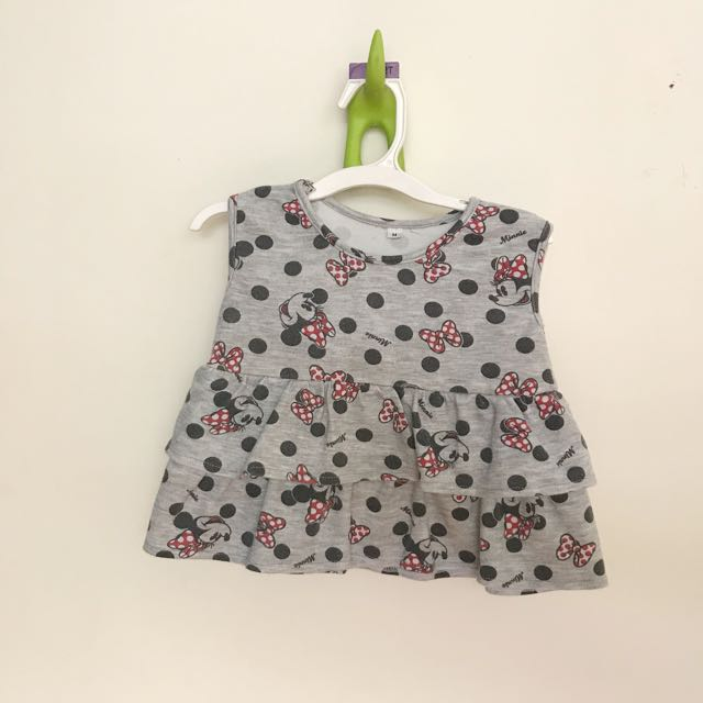 Minnie Mouse Layer Tee