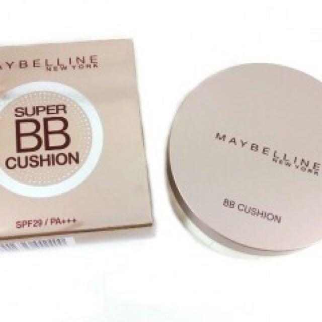 NEW !! Bb Cushion maybelline