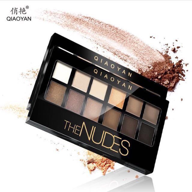 NEW !! Nudes eyeshadow