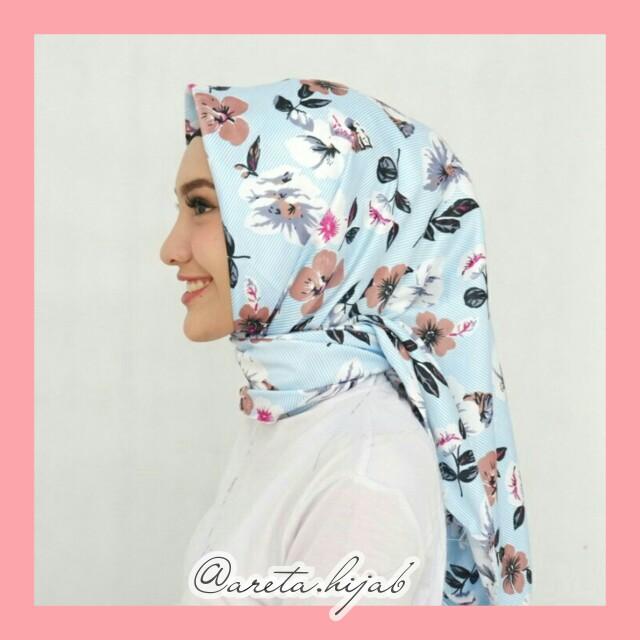 NEW Hijab Segi Empat Maxmara Premium Harga Murah Motif Gak Pasaran 001