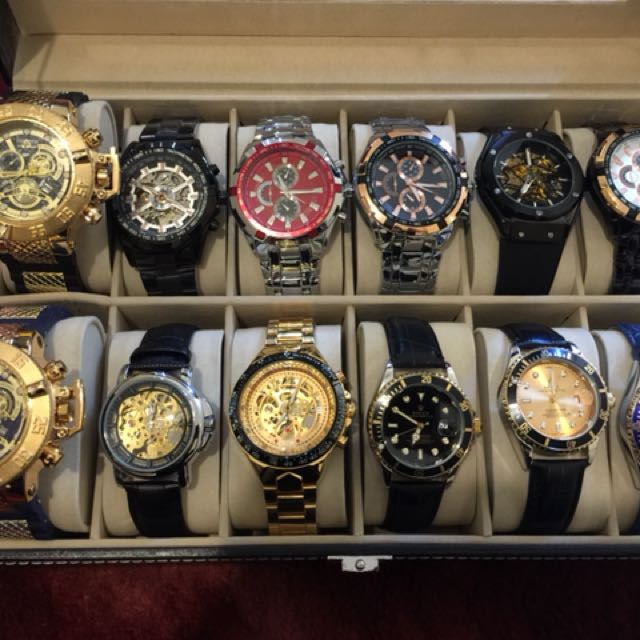 New Top Quality Men Watches