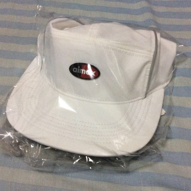 pretty nice a70f7 0e123 全新Nike Air Max 98 X Supreme white 白色 cap Hat 帽
