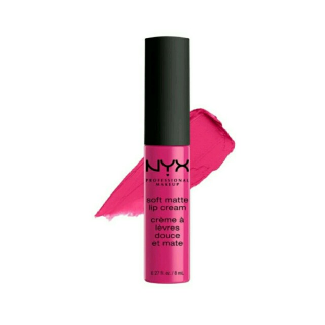 NYX Professional Make Up Soft Matte Lip Cream (Addis Ababa-07)