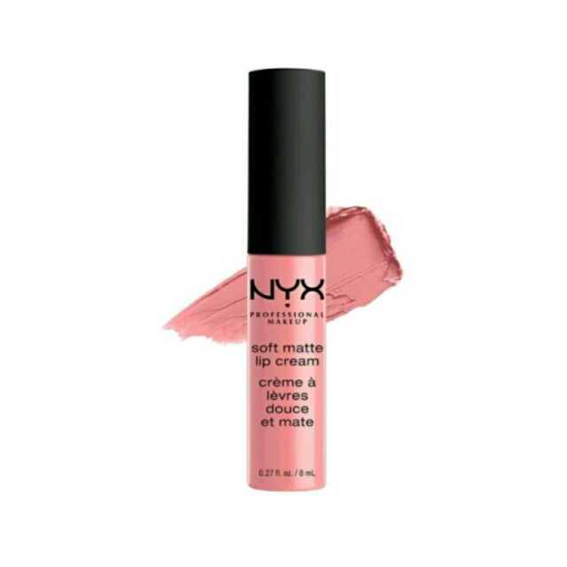 NYX Professional Make Up Soft Matte Lip Cream (Istanbul- 06)