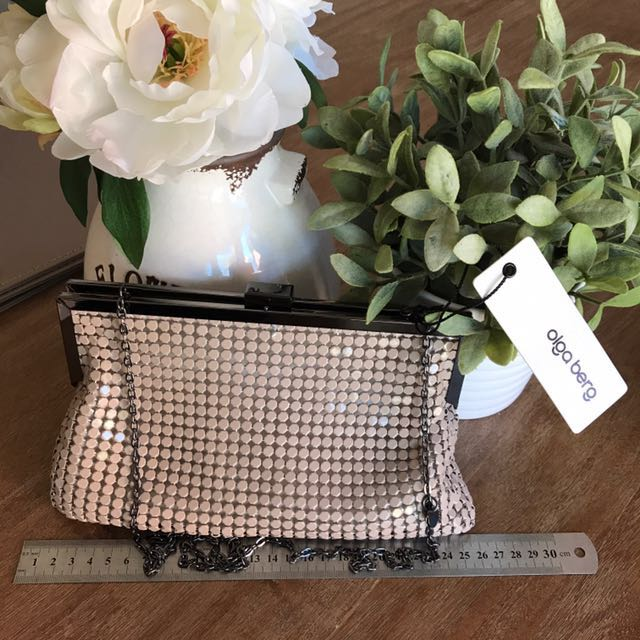 Olga berg clutch NEW