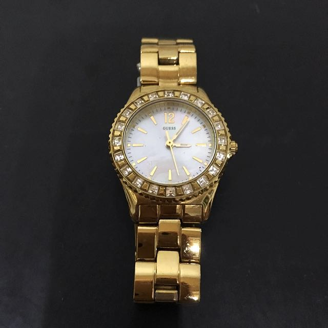 Original Gold GUESS Watch