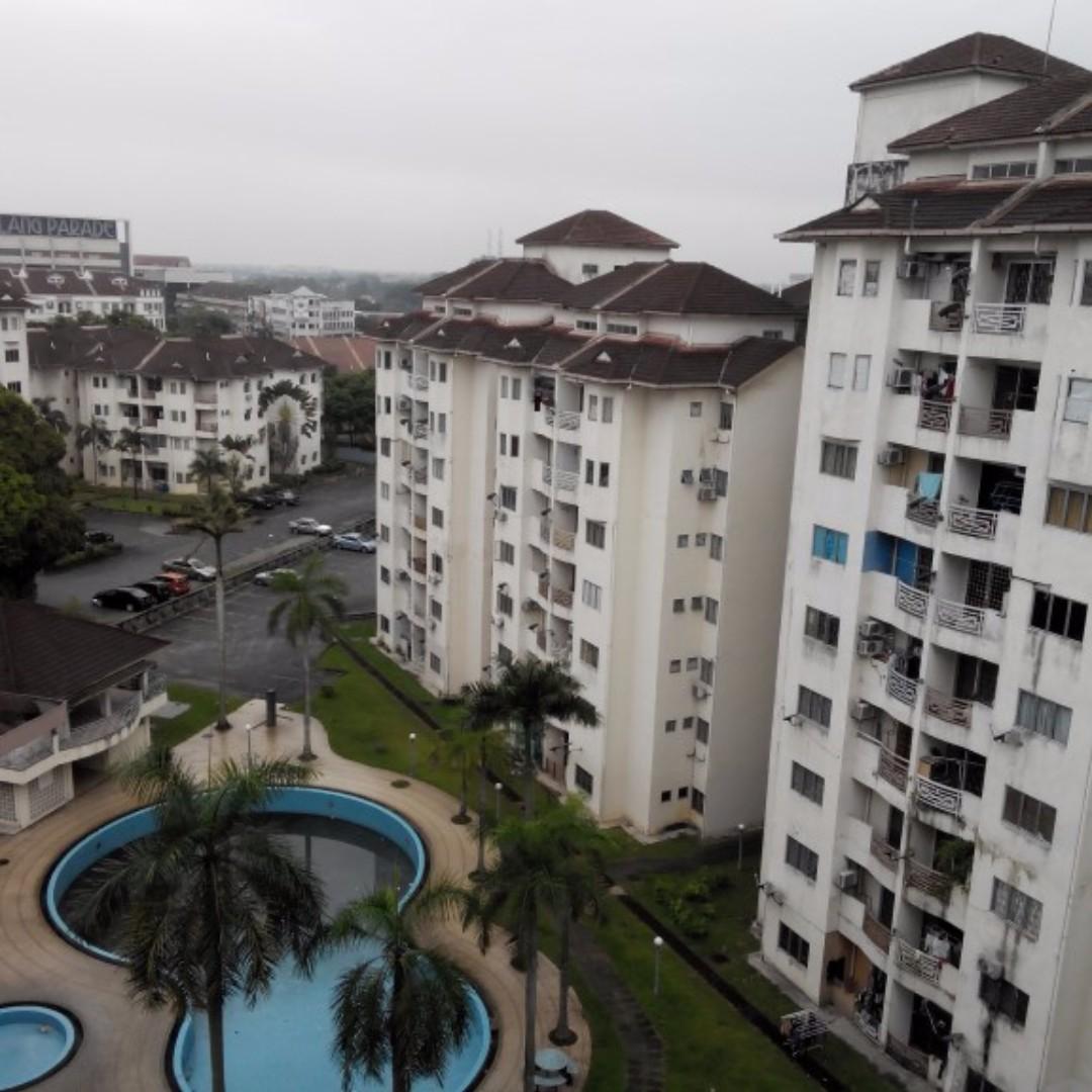 Pelangi Court, Klang ( Behind Klang Parade), Jalan Meru
