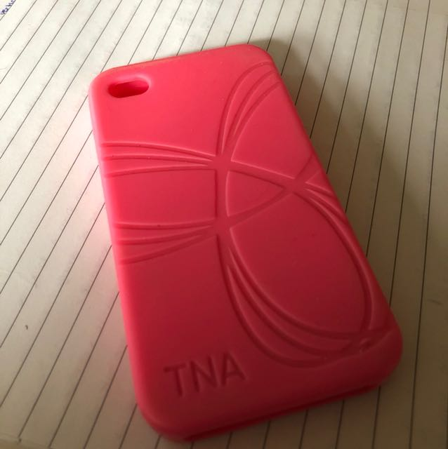 Pink TNA iPhone 4/4s case