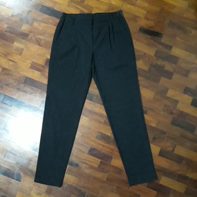 Pinstripes Pants (Giordano)
