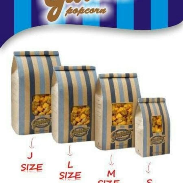 PO Garret Popcorn & Milo cubes (ready 19 November 2017)
