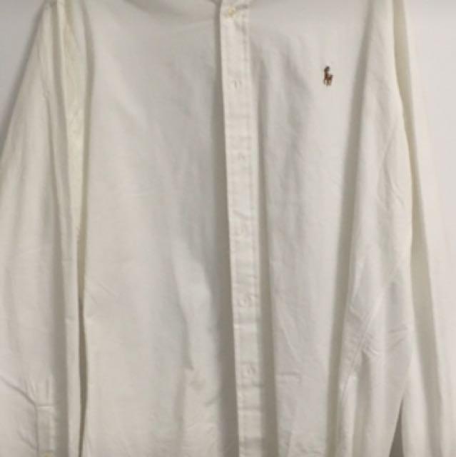 Polo by Ralph Lauren dress shirt