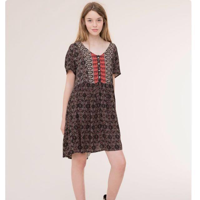 Pull & Bear Boho Dress