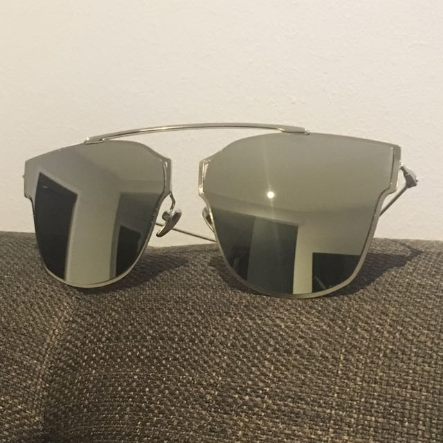 Reflective Sunglasses