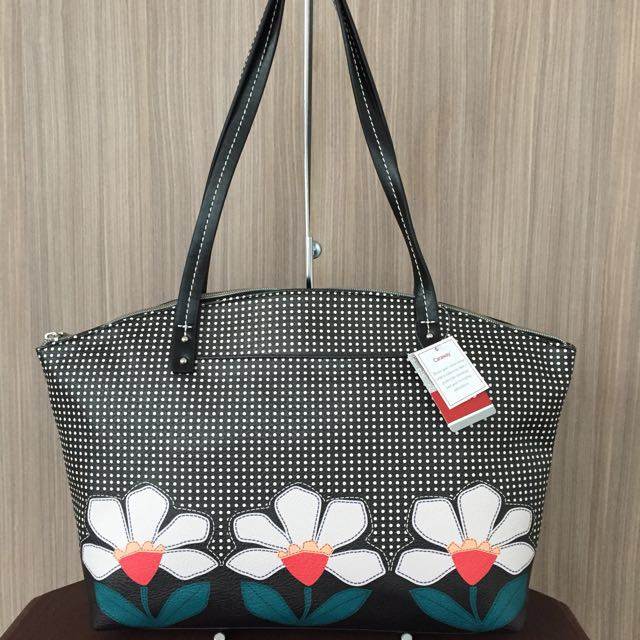 Relic by Fossil Caraway Medium Tote Bag