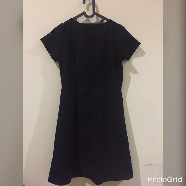 Reprice dress Black