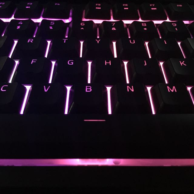 [REPRICED] Razer Ornata Chroma Keyboard