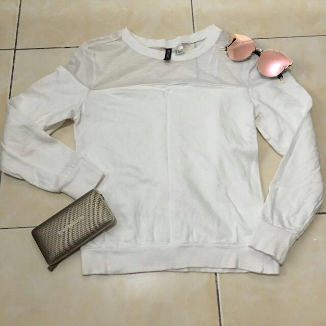 REPRICED❗️HM Longsleeves Top / Sweatshirt