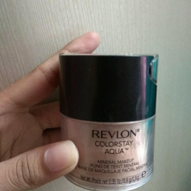 Revlon Aqua Colorstay