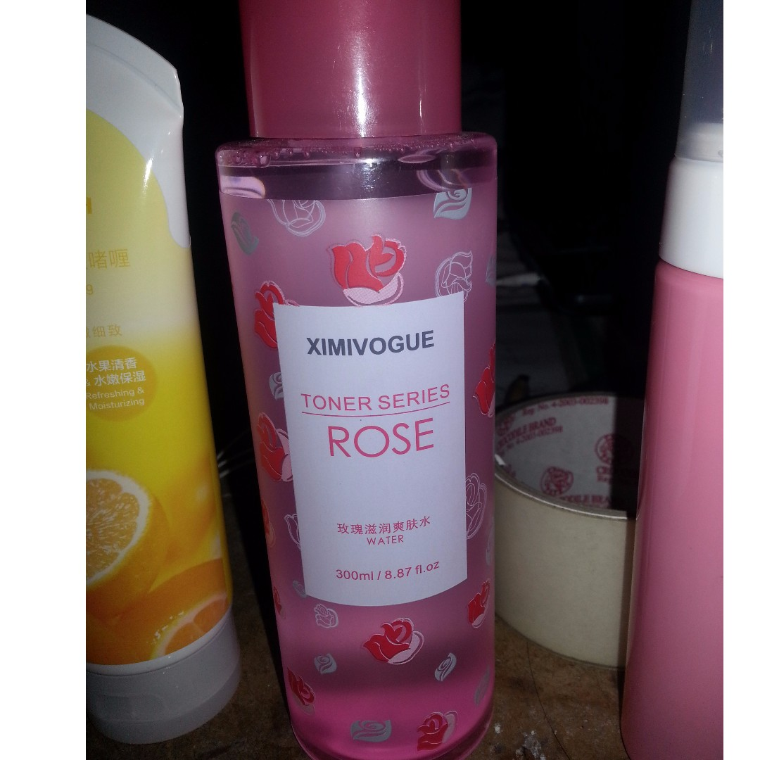 Rose Toner REPRICED!!